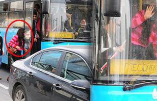 Asena Halk Otobüsünde!