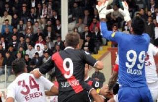 Elazığspor-Manisaspor: 2-0