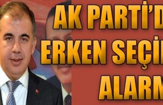 AK Parti'de Alarm