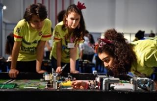 Avrupalı çocuklar Fuar İzmir'de buluşuyor