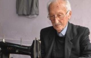 84 Yaşındaki 62 Yıllık Terzi
