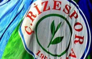 Ç.Rizespor'da Kadro Sıkıntısı