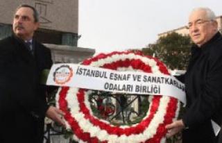 İstanbul Esnafı Terörü Kınadı