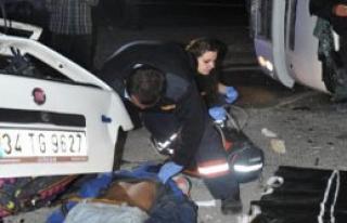 Tekirdağ'da Katliam Gibi Kaza