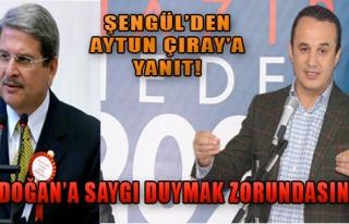 'Erdoğan'a Saygı Duymak Zorundasınız'