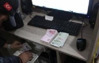 Bahis Oynatan İşyerlerine Baskın: 5 Gözaltı