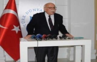 Bakan Avcı: Türkiye Bugünleri Aşacak