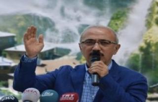 'Güçlü Türkiye'yi İnşa Etmeye Kararlıyız'