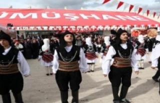 Ankara'da Gümüşhane Festivali'ne Katıldı