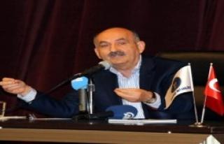 Bakan Müezzinoğlu ' Türkiye Sağlık Merkezi Olacak'