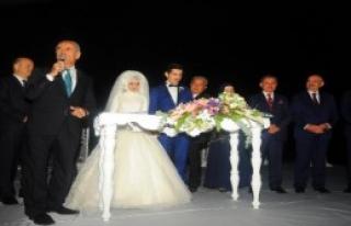 Müezzinoğlu ve Ala, Nikah Şahiti Oldu