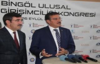 Bakan Tüfenkci: Habur'un Kapatılması Gündemde