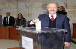 Balıkesir Büyükşehir Belediye Başkanı Zekai...