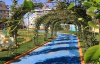 Barış Selçuk Parkı'na Görkemli Açılış