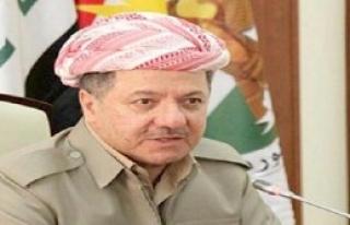 Barzani Suruç'taki Bombalı Saldırıyı Kınadı