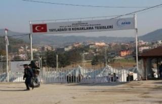 Başbakan Yardımcısı Akdoğan'dan Anlamlı Ziyaret...