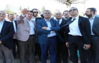 Başbakan Yardımcısı Kaynak, Kahramanmaraş'ta