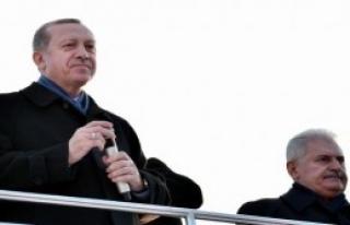 Başbakan Yıldırım, 11 Mart'ta İzmir'de