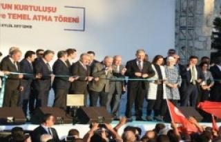 Başbakan Yıldırım, İzmir'de
