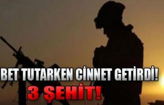 3 Asker Şehit Oldu!