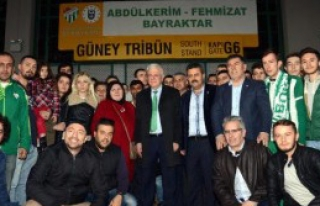 Bursaspor'da Antalya Mesaisi Sürüyor