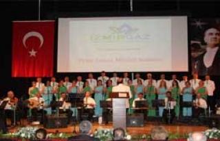 İzmirgaz'dan Bahar Konseri