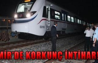 Trenin Üzerine Doğru Yürüyerek İntihar Etti