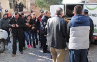Amasya'da Anne- Oğul Soba Kurbanı
