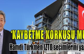 Türkmen İZTO adayını açıkladı