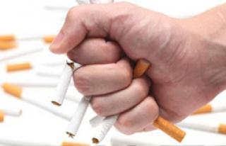 100 Kişiden 70'i Sigarayı Bıraktı