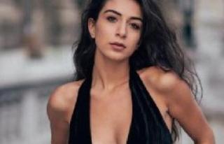 'Model Miss Almanya Adayı'