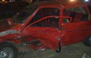 Bergama'da Kavşakta Kaza: 8 Yaralı