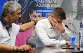 Beşiktaş'ın Yeni Kalecisi Gözyaşlarıyla İçinde