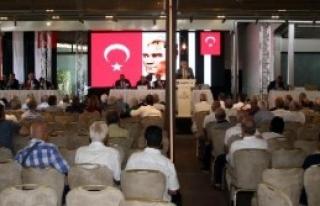 Beşiktaş'ta Divan Kurulu Toplantısı Yapıldı