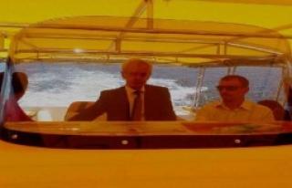Beydağ Barajı'nda Tekne Turizmi Yapılacak