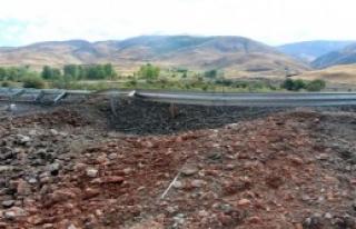 PKK'nın Yola Tuzakladığı Bomba İmha Edildi