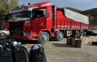Bitlis'te Kamyonda 51 Kilo Eroin Ele Geçirildi