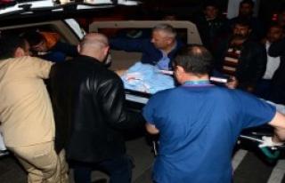 Bitlis'te Kaza: 2 Ölü,13 Yaralı