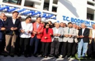 Bodto, Yeni Binası Hizmete Girdi