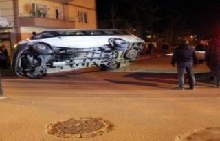 Bolu'da Kaza: 4 Yaralı