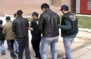 6 Işid'li Yakalandı