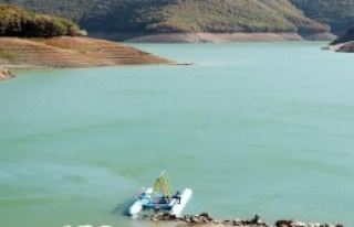 Bursa'da Barajlar Doluyor