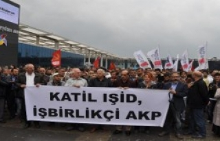 Bursa'da IŞİD Protestosu