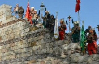 Bursa'nın Fethinin 690 Yıl Dönümü Kutlandı