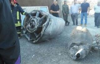 İran Uçağı Zorunlu İniş Yaptı