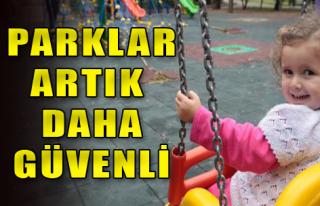 Çocuklar Mutlu, Aileler Huzurlu Olsun Diye...