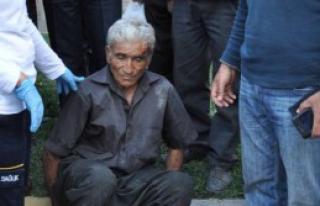 Gaziantep'te Motosiklet Kazası