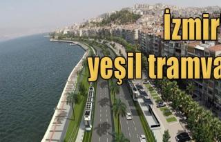 'Yeşil Tramvay' Geliyor