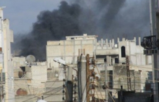 Suriye Türkiye Sınırında Şiddetli Çatışma