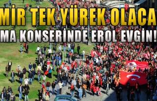 İzmir Tek Yürek Olacak!